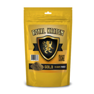 ROYAL - MAENG DA GOLD - 70 GRAMS
