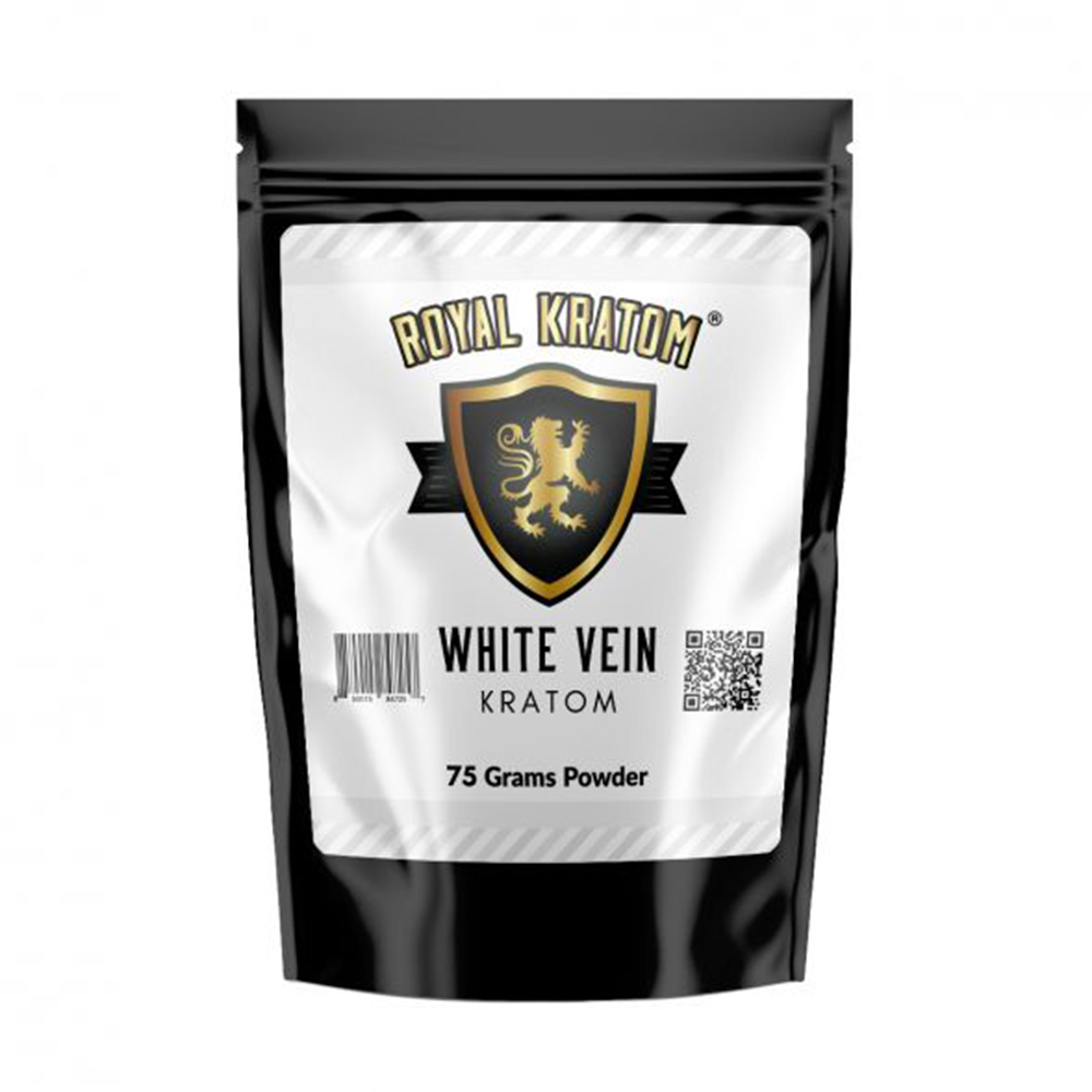 ROYAL WHITE POWDER 75 GRAMS