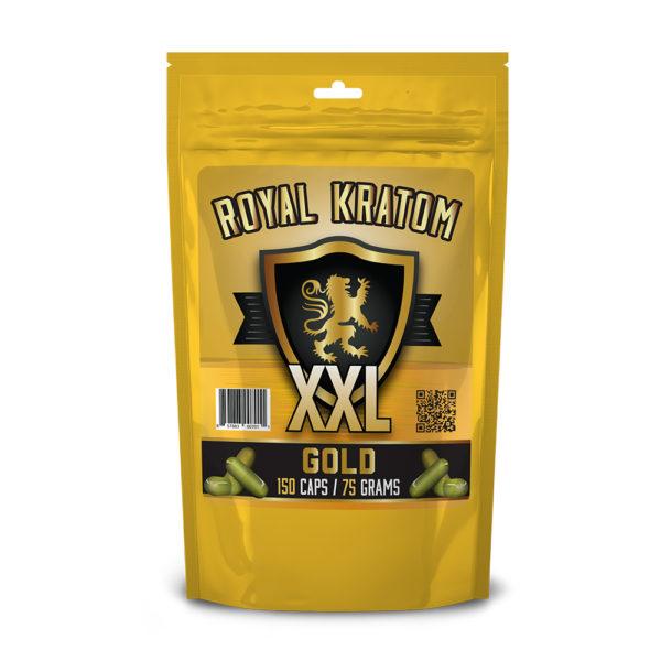 ROYAL - MAENG DA GOLD - 150 CAP